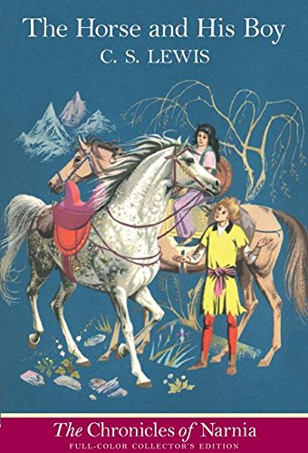 9780064409407: The Horse and His Boy (Full Color) (Chronicles of Narnia S.)
