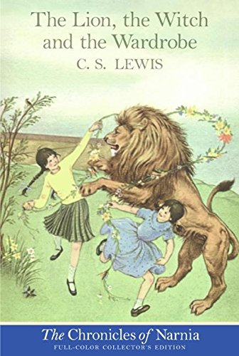 9780064409421: The Lion, the Witch and the Wardrobe (full color)