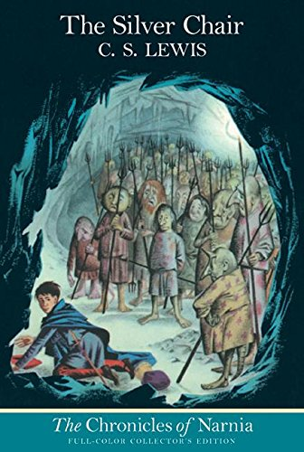 9780064409452: The Silver Chair (The Chronicles of Narnia, Full-Color Collector's Edition)