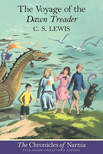 9780064409469: The Voyage of the Dawn Treader (full color)