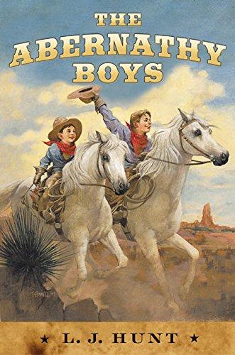 9780064409537: The Abernathy Boys