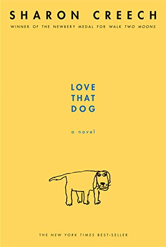 9780064409599: Love That Dog