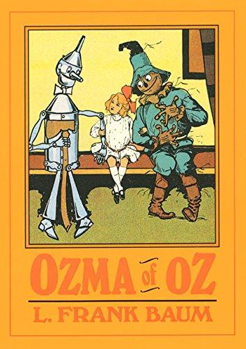 9780064409629: Ozma of Oz (Books of Wonder)