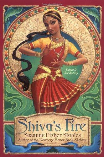 9780064409797: Shiva's Fire