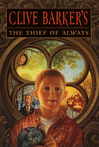The Thief of Always (0064409945) by Clive Barker