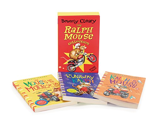9780064410045: The Ralph Mouse Collection: The Mouse and the Motorcycle/Runaway Ralph/Ralph S. Mouse