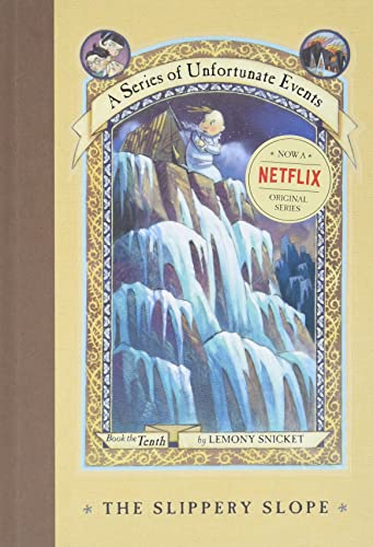 9780064410137: Slippery Slope (Series of Unfortunate Events)