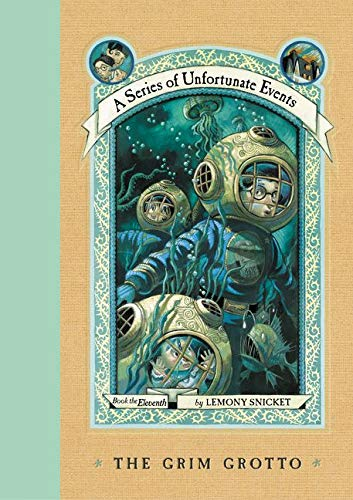 9780064410144: The Grim Grotto (A Series of Unfortunate Events, Book 11)