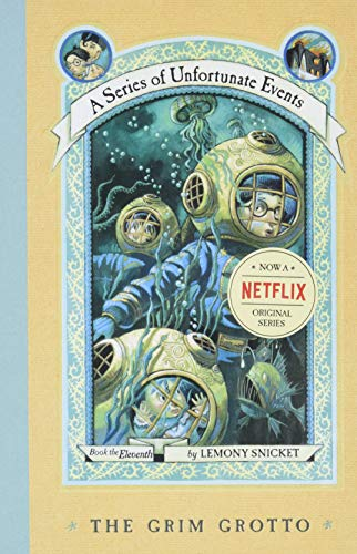 9780064410144: Grim Grotto HB 11 (A Series of Unfortunate Events)