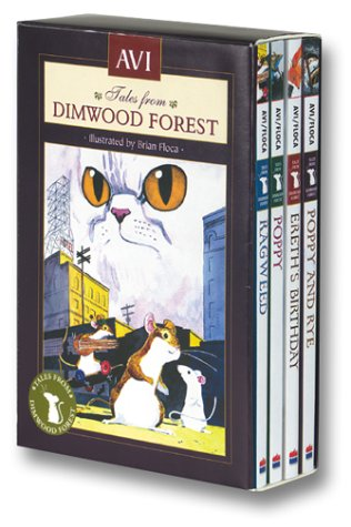 9780064410175: Tales from Dimwood Forest Box Set
