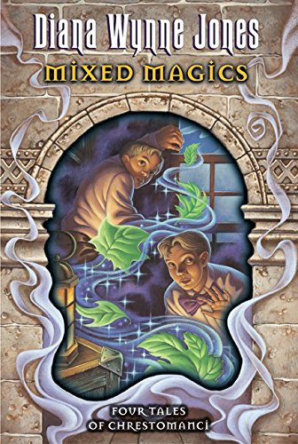 9780064410182: Mixed Magics: Four Tales of Chrestomanci (Chronicles of Chrestomanci)
