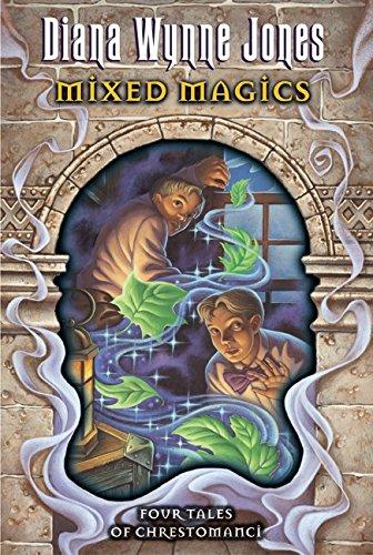 Mixed Magics: Four Tales of Chrestomanci (Chronicles of Chrestomanci) (9780064410182) by Jones, Diana Wynne