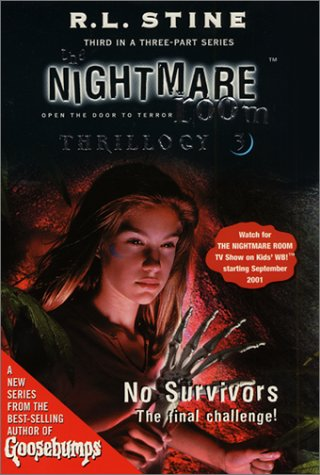9780064410359: The Nightmare Room Thrillogy #3: No Survivors