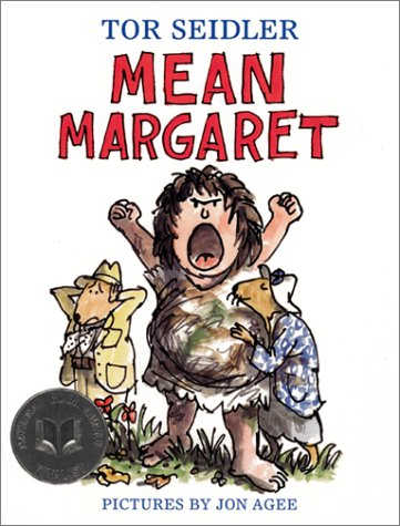 9780064410397: Mean Margaret (Laura Geringer Books)