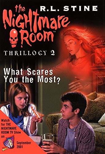 9780064410410: What Scares You The Most? (Nightmare Room Thrillogy, 2)