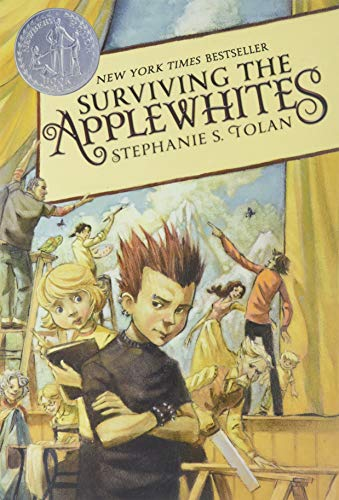 9780064410441: Surviving the Applewhites