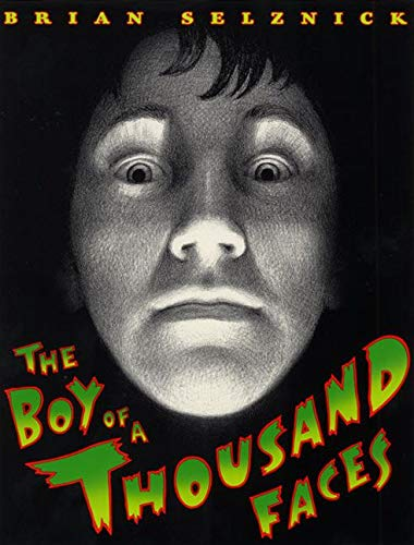 9780064410809: The Boy of a Thousand Faces