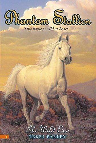 9780064410854: The Wild One (Phantom Stallion #1)