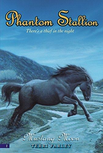 9780064410861: Mustang Moon (Phantom Stallion #2)