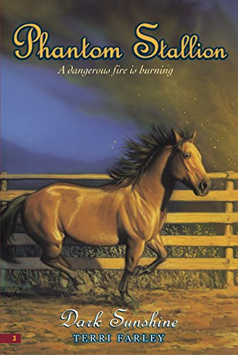 9780064410878: Dark Sunshine (Phantom Stallion #3)