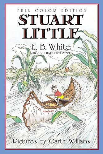 Stuart Little (full color) (0064410927) by E. B. White