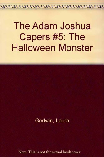 9780064420075: The Halloween Monster: and Other Stories About Adam Joshua (Adam Joshua Capers)