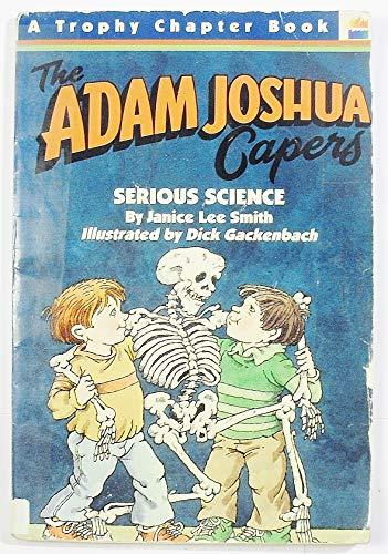 9780064420082: Serious Science (Adam Joshua Capers)