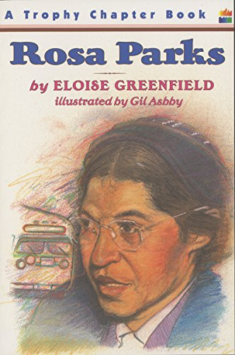9780064420259: Rosa Parks (Trophy Chapter Book)