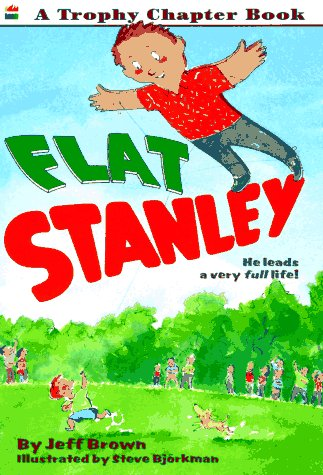 9780064420266: Flat Stanley (Trophy Chapter Books)