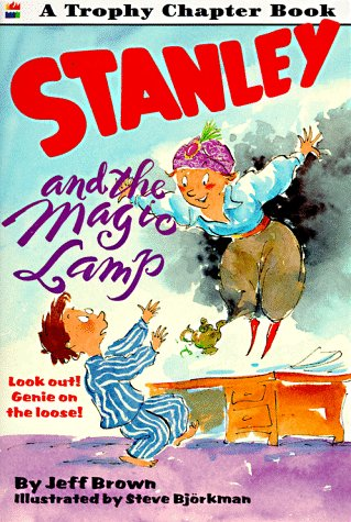 9780064420280: Stanley and the Magic Lamp (Trophy Chapter Bk)
