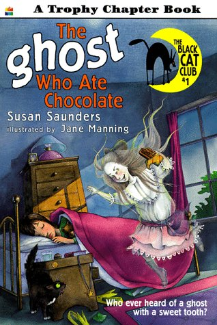 9780064420358: The Ghost Who Ate Chocolate (Trophy Chapter Book)