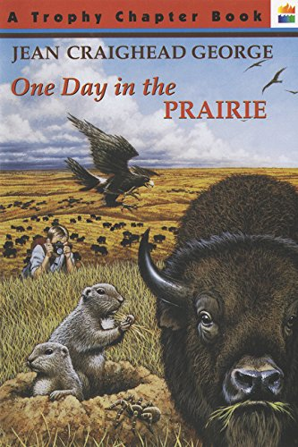 9780064420396: One Day in the Prairie (Trophy Chapter Book)