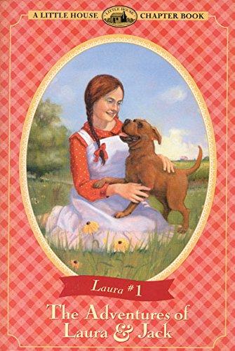 9780064420457: The Adventures of Laura and Jack (Little House Chapter Books)