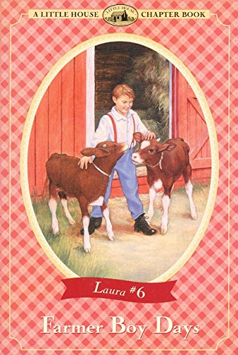9780064420617: Farmer Boy Days (Little House Chapter Book)