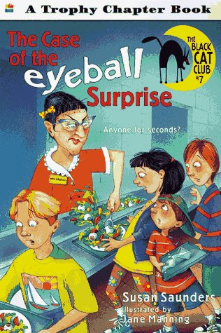9780064420716: The Case of the Eyeball Surprise (Trophy Chapter Books)