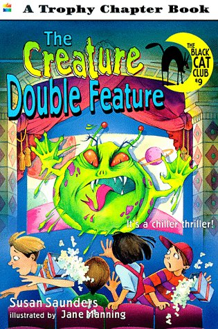 9780064420730: The Creature Double Feature (Black Cat Club)