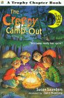 9780064420747: The Creepy Camp-Out (Black Cat Club)