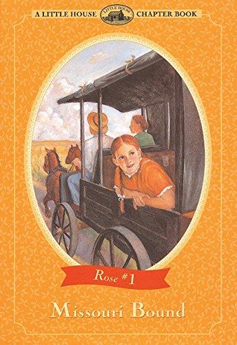 9780064420877: Missouri Bound (Little House Chapter Book)