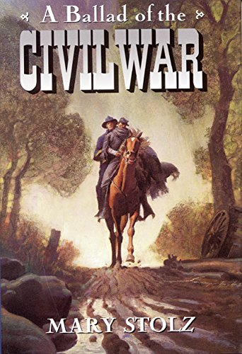 9780064420884: A Ballad of the Civil War (Trophy Chapter Books)