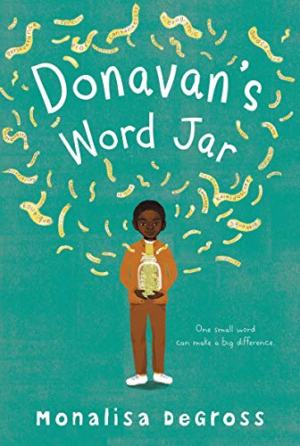 9780064420891: Donovan's Word Jar (Trophy Chapter Books)