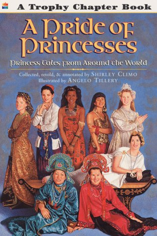 9780064421027: A Pride of Princesses (Trophy Chapter Books)