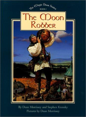 9780064421133: The Moon Robber (Magic Door Series)