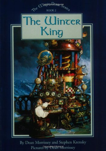 9780064421140: The Winter King (Magic Door)
