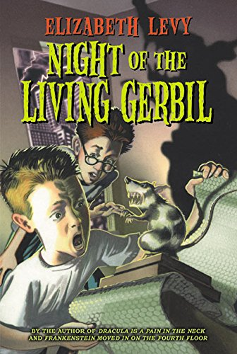 9780064421157: Night of the Living Gerbil