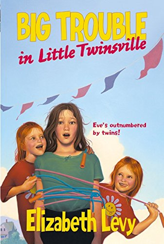 9780064421164: Big Trouble in Little Twinsville