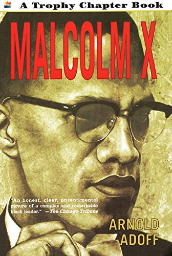 9780064421188: Malcolm X (Trophy Chapter Books (Paperback))