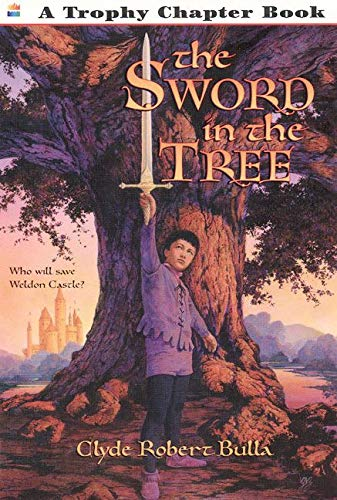 9780064421324: The Sword in the Tree (Trophy Chapter Book)