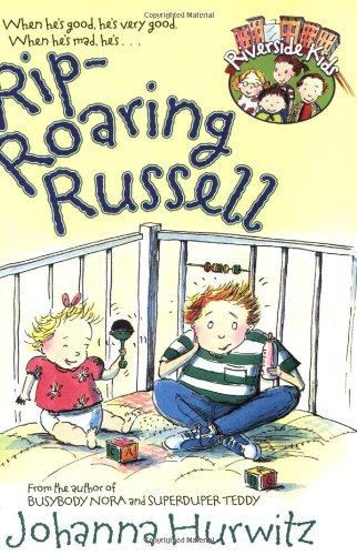 9780064421553: Rip-Roaring Russell (Riverside Kids)
