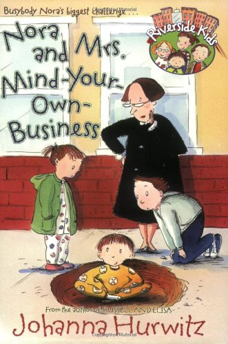 9780064421560: Nora and Mrs. Mind-Your-Own-Business (Riverside Kids)
