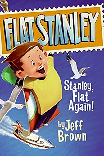 9780064421737: Stanley, Flat Again!